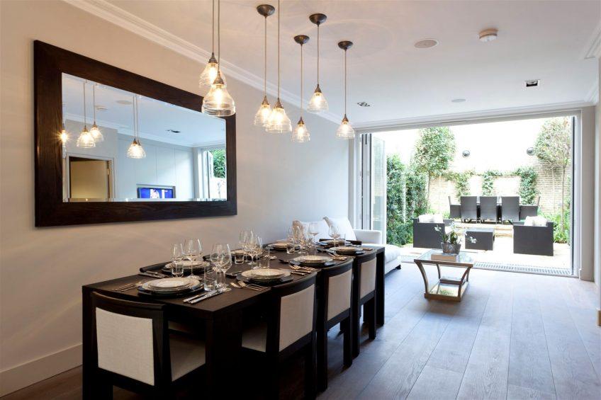 Ideas para decorar tu comedor con espejos | Ultrahogar